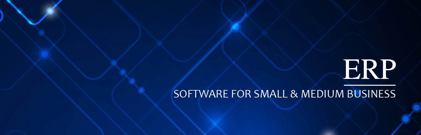 ERP software for small business in Dubai